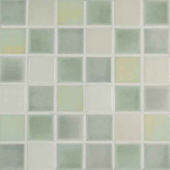 2x2 Field Netted by Pratt & Larson Ceramics | Ceramic mosaics