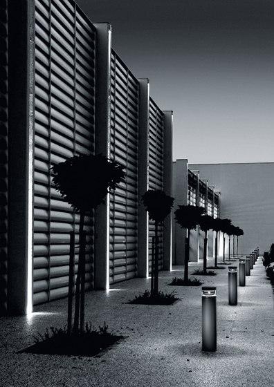 Ikonic H 89cm de Simes | Encastrés sol extérieurs