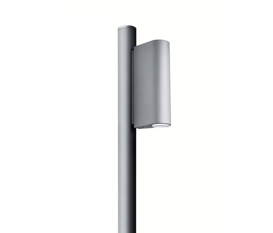 Smooth Pole Mounted by Simes | Street lights
