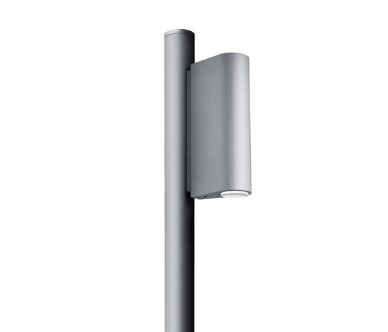 Megasmooth Avec Fixation Pour Poteau de Simes | Éclairage public