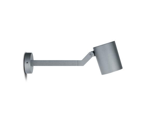 MiniStage Rund Spo Ausleger für Wand oder Boden von Simes | Scheinwerfer