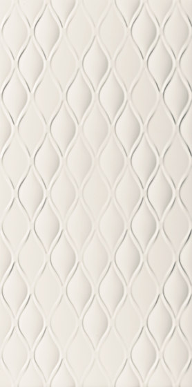 4D | Drop White Matt by Marca Corona | Ceramic tiles