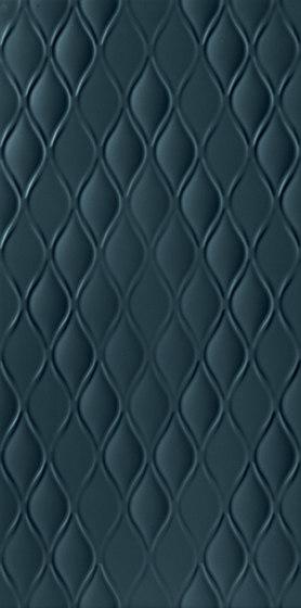 4D | Drop Deep Blu Matt by Marca Corona | Ceramic tiles