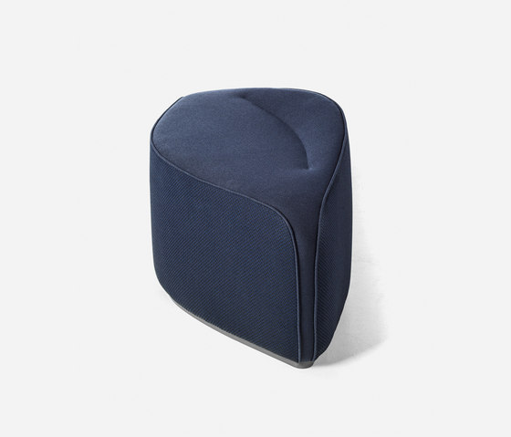 Waves by La Cividina | Poufs