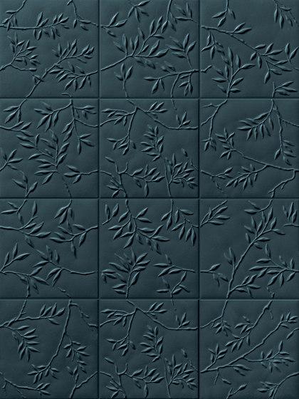 4D | Nature Deep Blue 20 by Marca Corona | Ceramic tiles