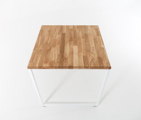 Studio | Cafe Table von Liqui Contracts | Bistrotische