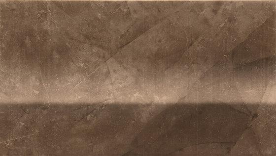 Deluxe | Bronze Alzata de Marca Corona | Baldosas de cerámica