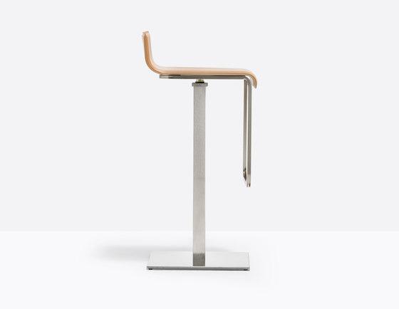 Kuadra 4429 by PEDRALI | Bar stools