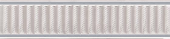 Deluxe | White Bordo de Marca Corona | Carrelage céramique