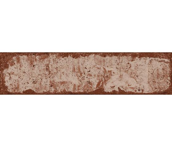 Bricklane | Red 7,5x30 by Marca Corona | Ceramic tiles