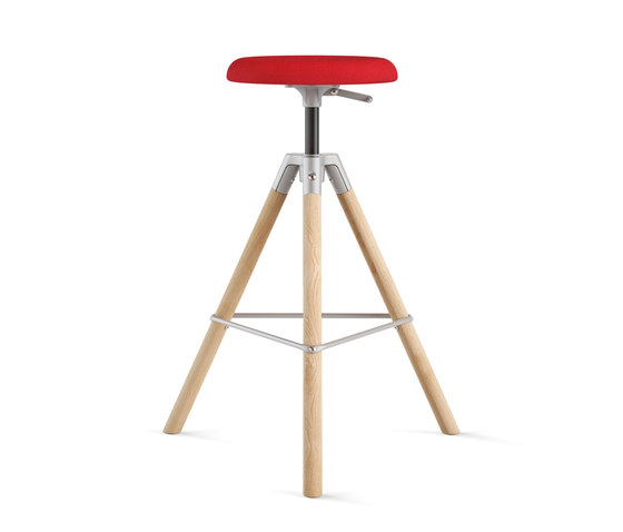 MODELL 112 by Girsberger | Bar stools
