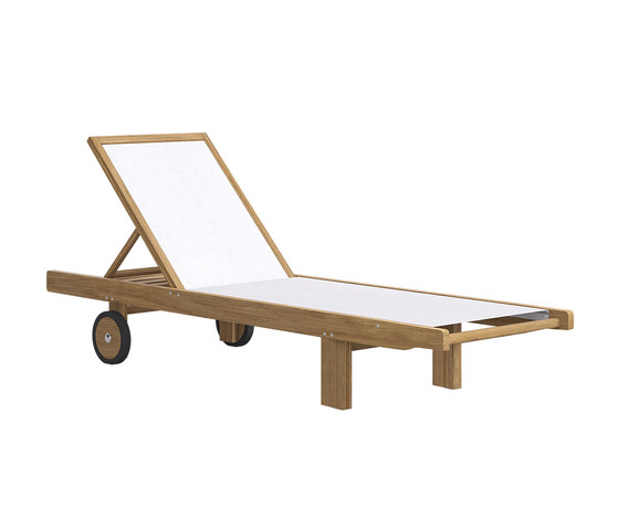 Storm Chaise Longue by Atmosphera | Sun loungers