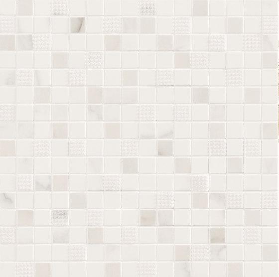 Deluxe | White Tess Riv de Marca Corona | Carrelage céramique