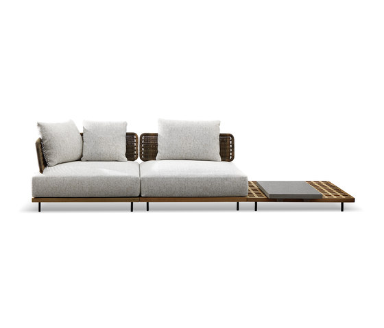 Quadrado modular seating system di Minotti | Divani