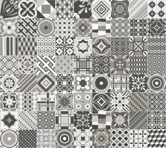 Déco | Cementine Mix | Grigio by Novabell | Ceramic tiles