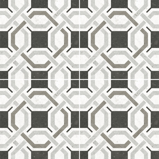 Déco | Optical | Grigio by Novabell | Ceramic tiles