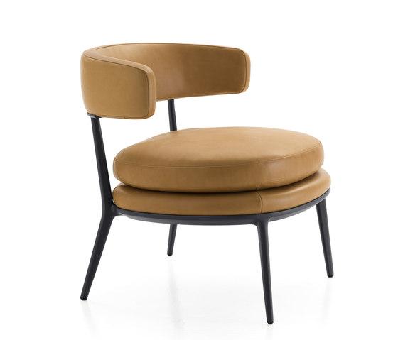Caratos Armchair von Maxalto | Sessel