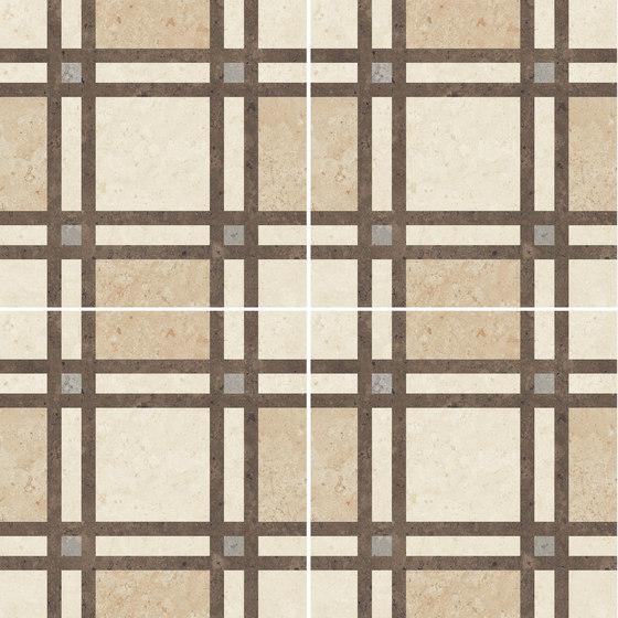 Déco | Scozzese | Beige by Novabell | Ceramic tiles