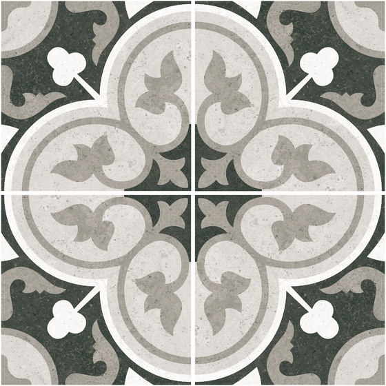 Déco | Tulip | Grigio von Novabell | Keramik Fliesen