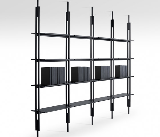 Jack shelving from b b italia architonic for B b italia novedrate