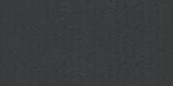 Paris | Noir | Zig-Zag de Novabell | Carrelage céramique