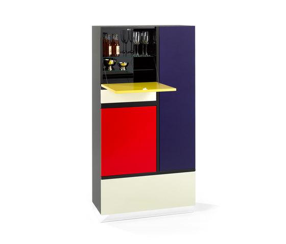 Mondrian Cabinet by Röthlisberger Kollektion | Sideboards
