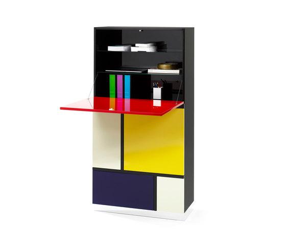 Mondrian Cabinet de Röthlisberger Kollektion   Buffets / Commodes