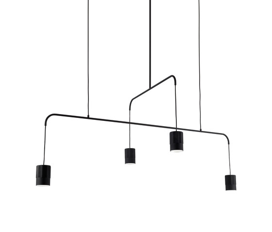 Mill Modular by Blond Belysning   Suspended lights