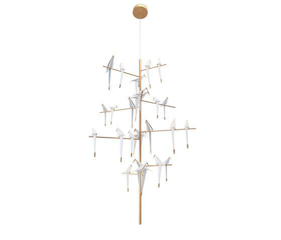 Perch Light Tree de moooi | Suspensions
