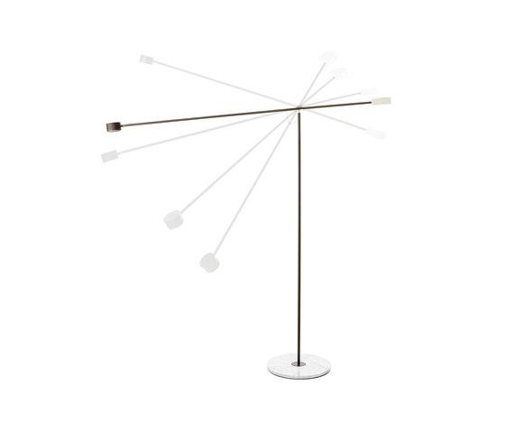T Lamp di moooi | Lampade piantana