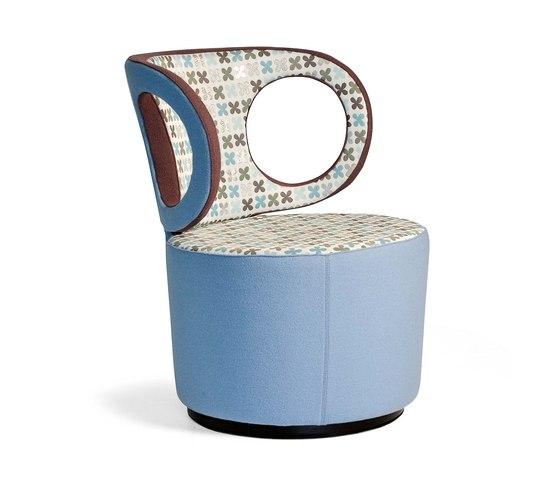 Eye lounge de Johanson Design | Sillones
