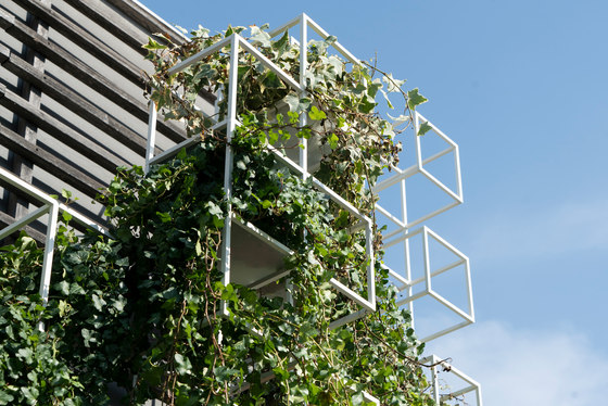 iPot modular system by ipot | Green facades