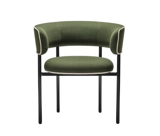 FONT Regular Dining Chair   Armrest de møbel copenhagen   Sillas