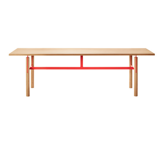 BEAM Dining Table de møbel copenhagen   Mesas comedor