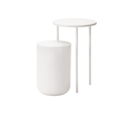 THE PAIR | Large by møbel copenhagen | Side tables