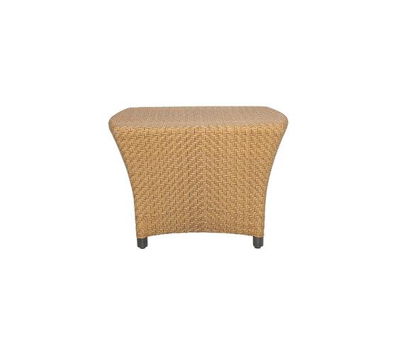 AMARI FULLY WOVEN COCKTAIL TABLE SQUARE 60 de JANUS et Cie | Mesas de centro