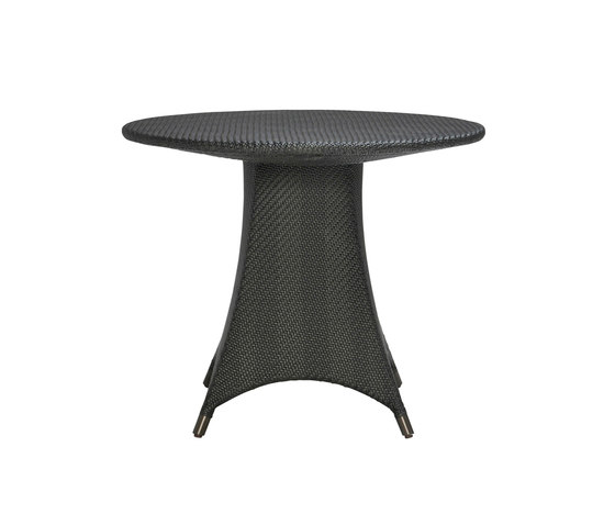 AMARI FULLY WOVEN DINING TABLE ROUND 90 by JANUS et Cie   Dining tables