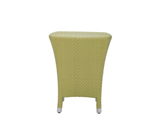 AMARI FULLY WOVEN SIDE TABLE 45 di JANUS et Cie | Tavolini alti