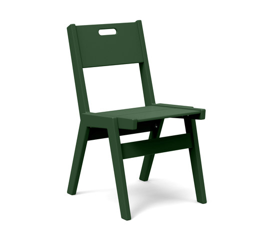 Alfresco Dining Chair with Handle de Loll Designs | Sillas