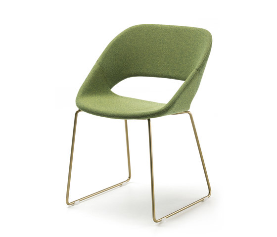 Kabira Fabric SL by Arrmet srl | Chairs