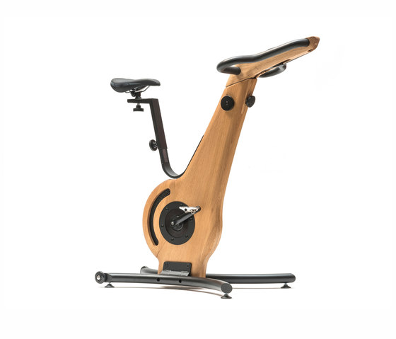NOHrD Bike Oak by WaterRower | Exercise bikes