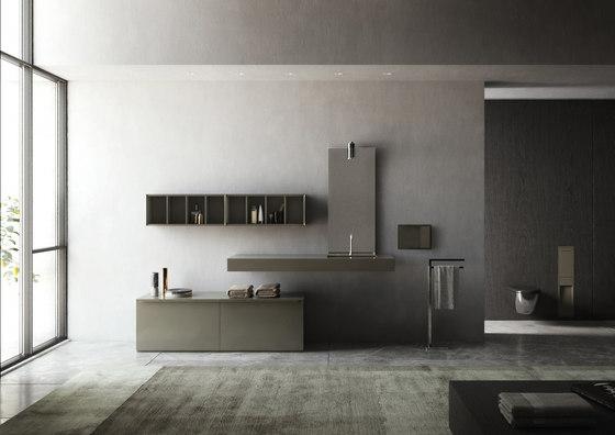 Logico by Inda | Bath shelving