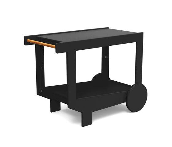 Lollygagger Bar Cart by Loll Designs | Trolleys