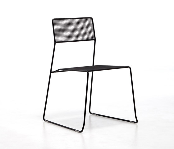 Log Mesh by Arrmet srl | Chairs