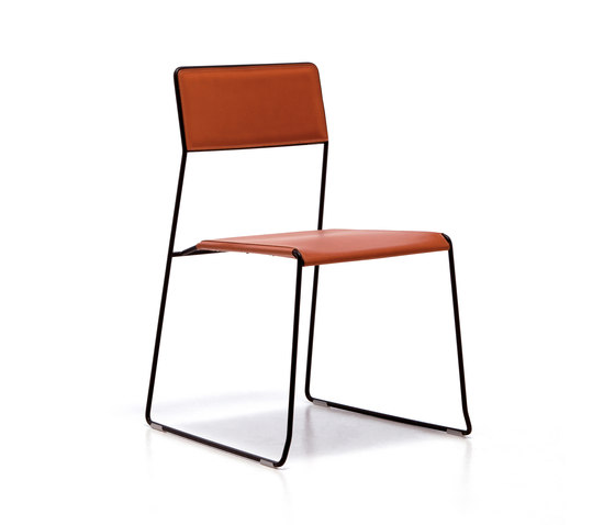 Log Plus by Arrmet srl | Chairs