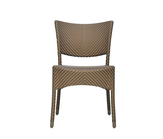 AMARI SIDE CHAIR de JANUS et Cie | Sillas
