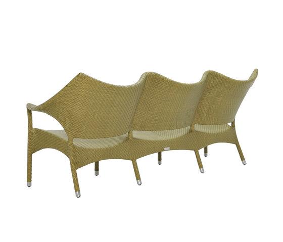 AMARI SOFA 3 SEAT di JANUS et Cie   Divani