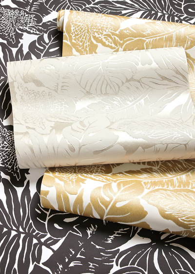 Source One Specialty | Inked Kingston by Distributed by TRI-KES | Wall coverings / wallpapers