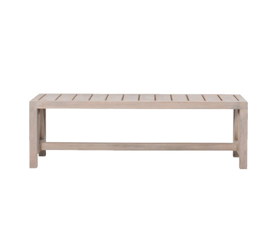 ARBOR BACKLESS BENCH 136 by JANUS et Cie   Benches