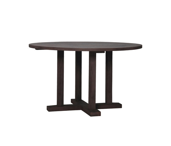 ARBOR DINING TABLE ROUND 130 by JANUS et Cie | Dining tables